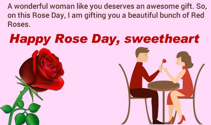 Rose Day 2020: Romantic Wishes, WhatsApp Messages, Facebook Status, GiFs to  Send Your Valentine | India.com
