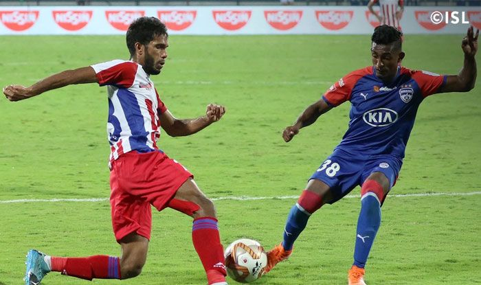 ISL: Super Subs Help Atletico Salvage Late Draw Against Bengaluru FC