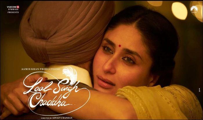Kareena Kapoor Khan's first look in Laal Singh Chaddha