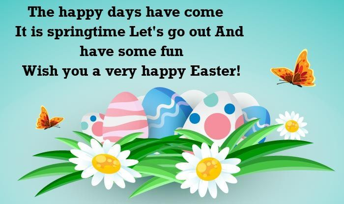 Happy Easter 2020 Best Quotes Greetings Sms Facebook Messages Gifs To Wish Your Loved Ones On Resurrection Sunday India Com