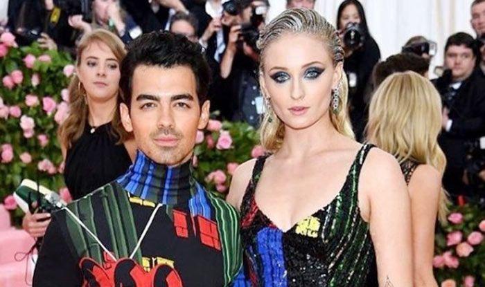 Joe Jonas, Sophie Turner, Wedding anniversary, Jonas Brothers, The Late Late Show