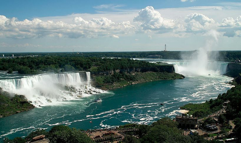 Canada, Sleeping Giant, Niagara Falls, Library of Parliament, Mount Thor, Canadian Rockies