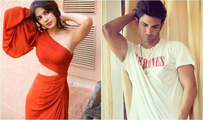 Sushant Singh Rajput rumoured girlfriend Rhea Chakraborty