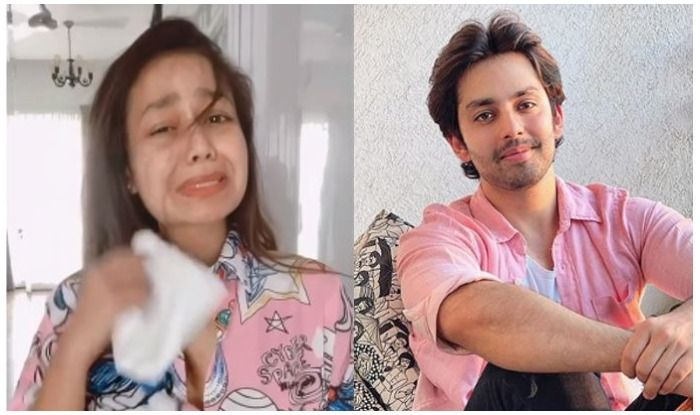 Neha Kakkar Starts Move On Challenge To Get Over Ex Boyfriends Netizens Want To See Himansh Kohli S Reaction India Com