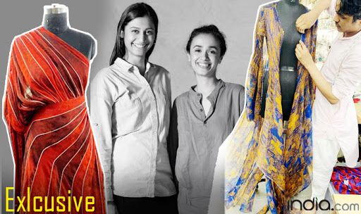 Impact Of Covid 19 On Fashion Industry How Are Weavers And Tailors Surviving Designer Duo Saaksha And Kinni Reveal All India Com