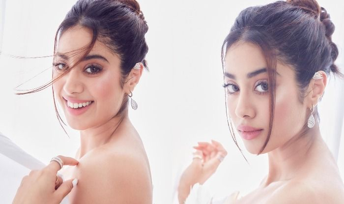 Wish to Get Glowing Skin Like Janhvi Kapoor? Her Beauty Secret Lies in  These Kitchen Ingredients
