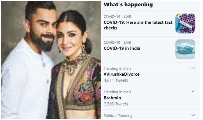 Virat Kohli-Anushka Sharma to Get Divorced? RCB IPL Virushka