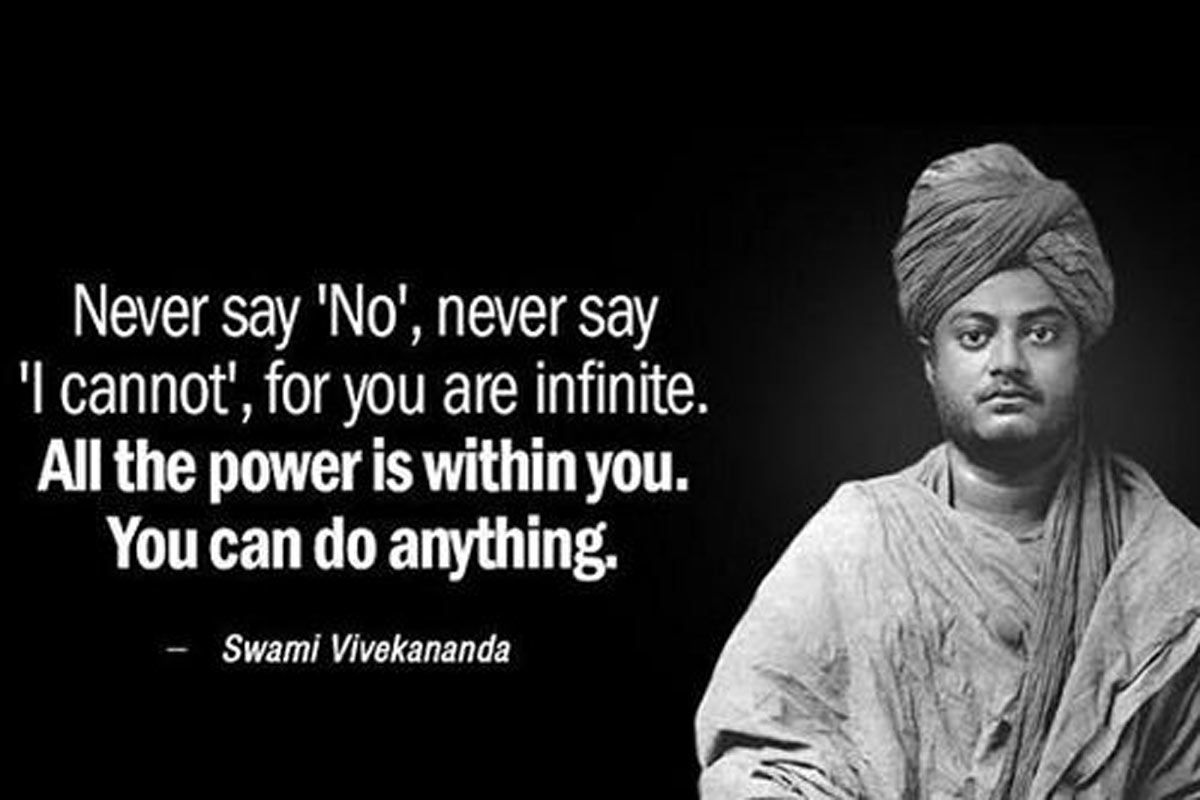 4 Inspirational Quotes by Swami Vivekananda For a Life of Freedom