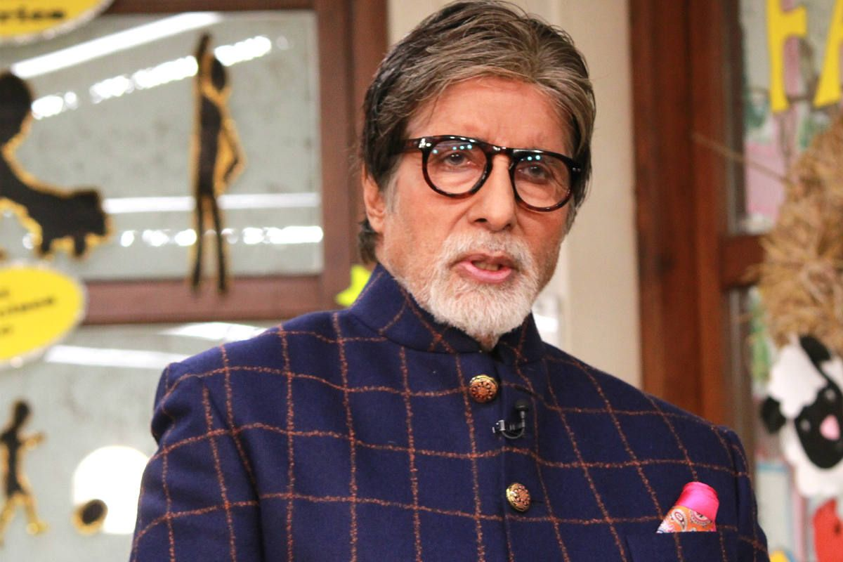 Amitabh Bachchan Tests Positive For COVID-19, Admitted to Nanavati Hospital  | India.com