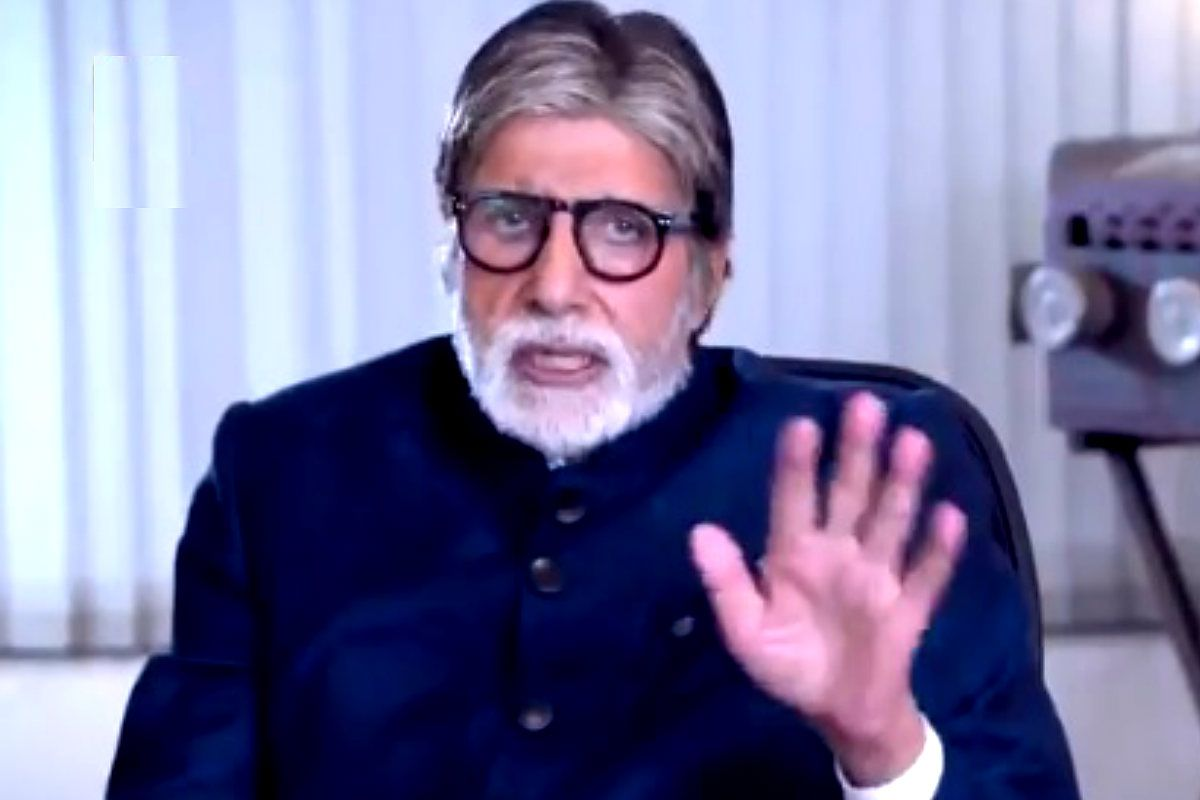 Amitabh Bachchan's Open Letter to Anonymous TrollsWho Have Been Wishing His Death