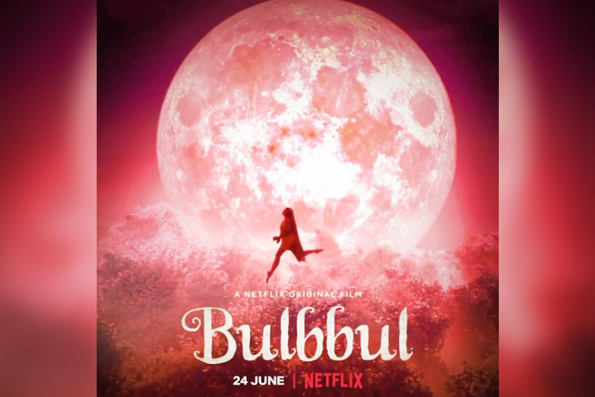 Bulbbul First Look Anushka Sharma Produced Netflix Horror Film S Teaser Looks Intriguing Movie To Release On June 24 India Com