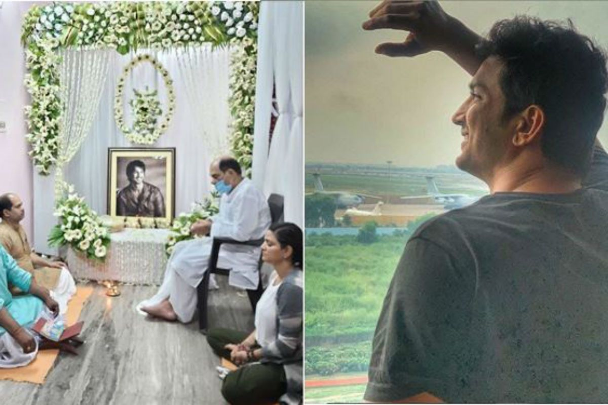 Sushant Singh Rajput Death Latest Update: Late Actor's Family Approaches Patna Police as They Are Not Convinced With Actor Having Depression