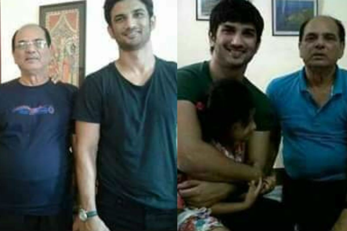 Sushant Singh Rajput's Father's Health Deteriorates After Actor Commits Suicide in Mumbai