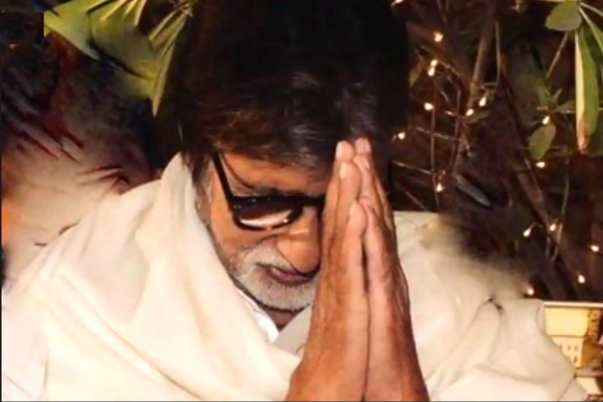 On Big B's Birthday, Recalling The Time When he Said 'Audience Will Have to Learn to Reject Bad Cinema'