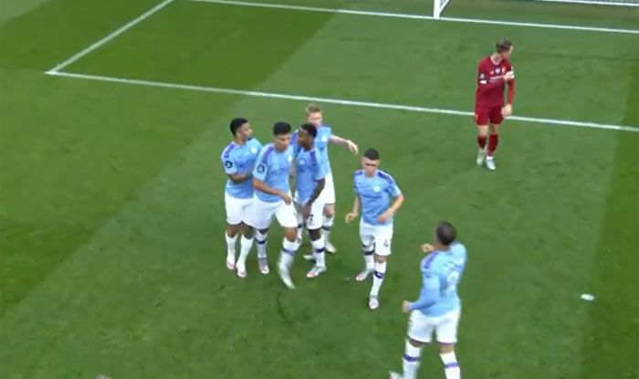 Man City vs Liverpool: Manchester City Crush Premier ...