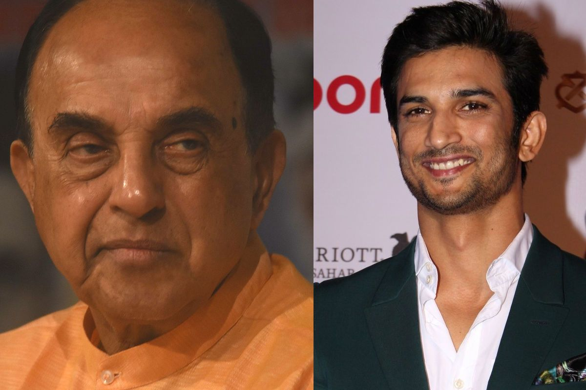 Subramanian Swamy Asks Forensic Department if Sushant Singh Rajput Was 'Poisoned Before Sham Hanging', Writes 'Why Viscera Report Not Sent Yet'