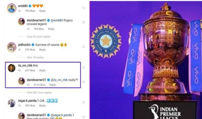 David Warner, David Warner News, David Warner age, David Warner ipl, Virat Kohli, Virat Kohli age, Virat Kohli news, Virat Kohli news, IPL 2020, IPL 2020 news, IPL 2020 schedule, IPL 2020 fixtures, IPL 2020 timings, BCCI, BCCI news, BCCI schedule, Cricket News, IPL 13, IPL 13 news, IPL 13 schedule,