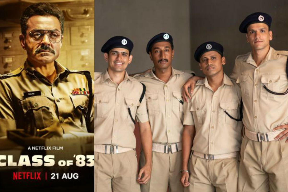 Shah Rukh Khan is All Praises For Bobby Deol's Class of '83 – Check Out This Viral Tweet