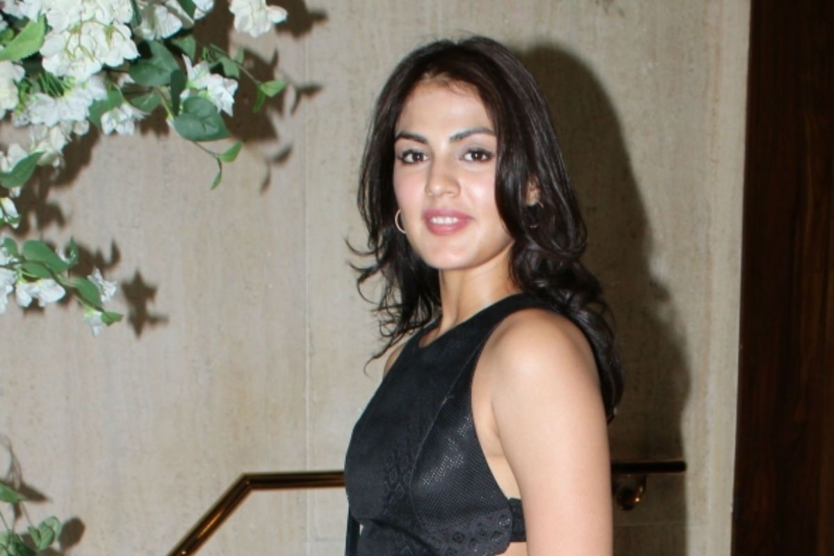 Rhea Chakraborty's Property Details Out: Family Has 2 Registered Flats Bought Before She Started Dating Sushant Singh Rajput