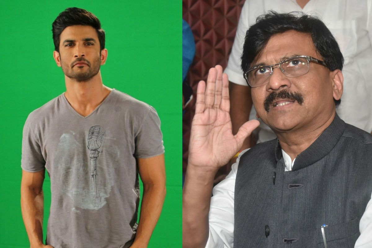 Sanjay Raut Makes New Statements About Sushant Singh Rajput And His Family, Says 'he Was Our Son'