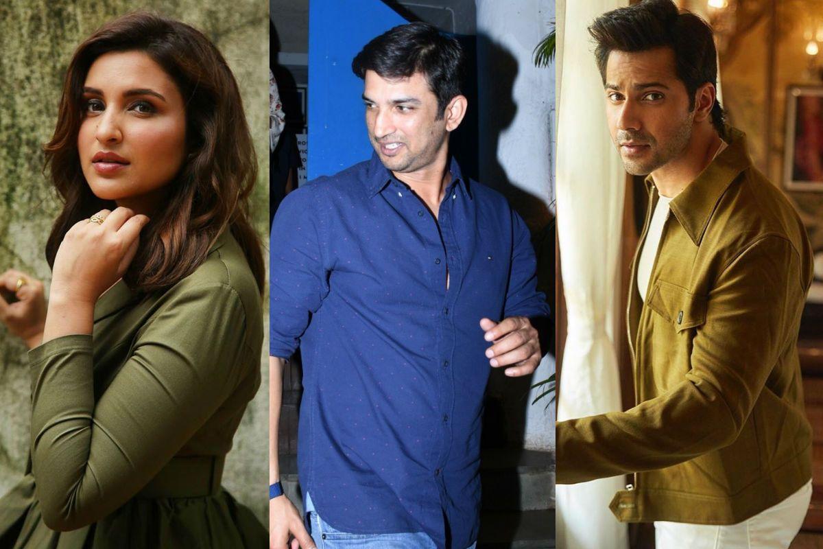 Varun Dhawan And Parineeti Chopra Demand CBI For Sushant Singh Rajput as Bollywood Finally Comes Together