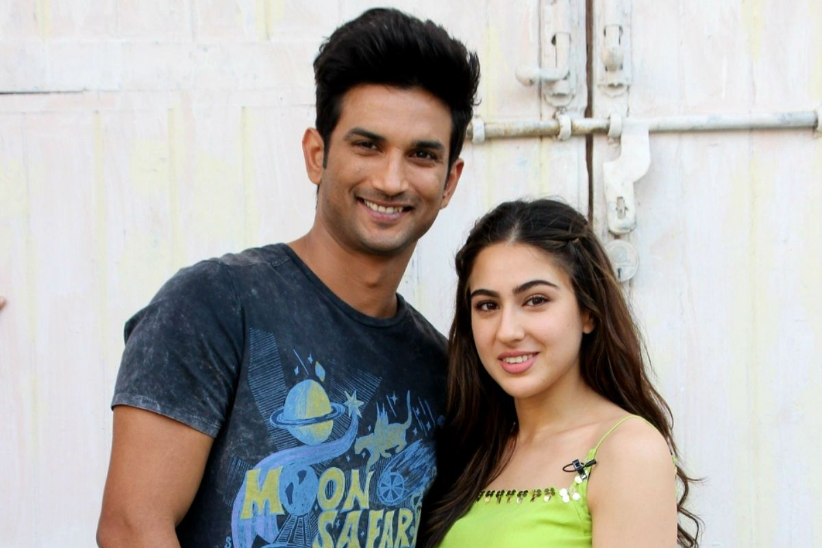 Sushant Singh Rajput And Sara Ali Khan 'Used to Share Poetry' And 'Flirt With Each Other', Says Samuel Haokip