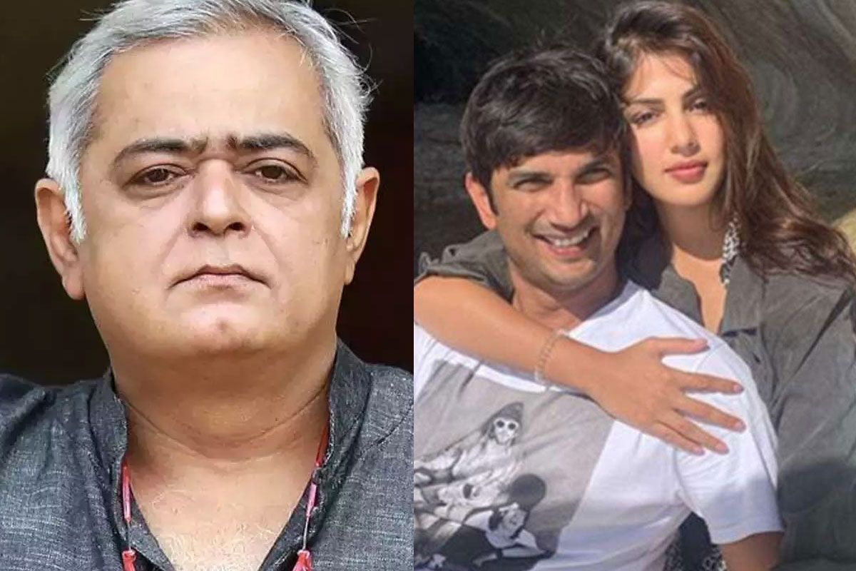 Hansal Mehta Gets Trolled After He Slams Rhea Chakraborty's 'Trial By Media', Says 'Let Her Guilt Be Proved In Court'