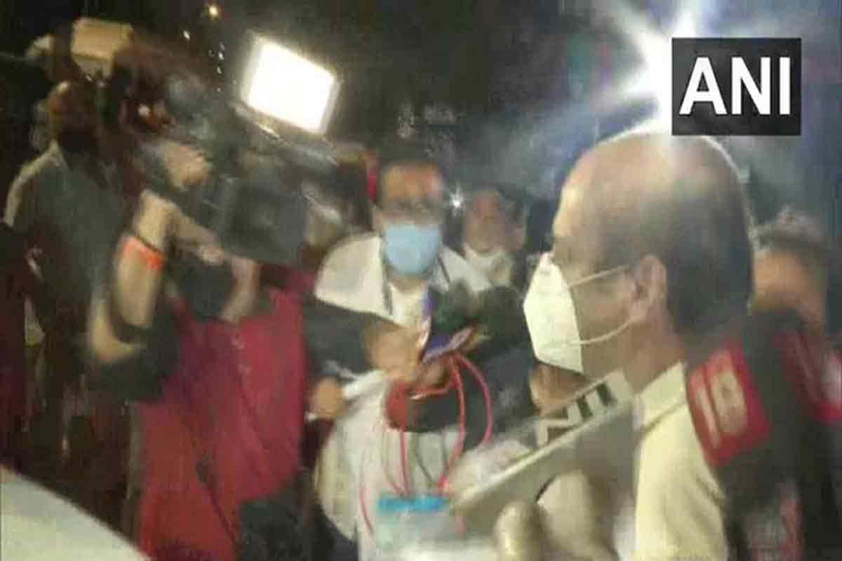 Sushant Singh Rajput Death Case: CBI Questions Rhea Chakaborty's Father IndrajitAgain
