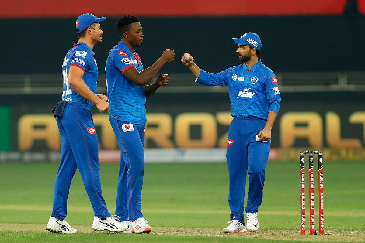 DC vs KXIP IPL 2020 Report: Rabada, Stoinis Star as Delhi ...