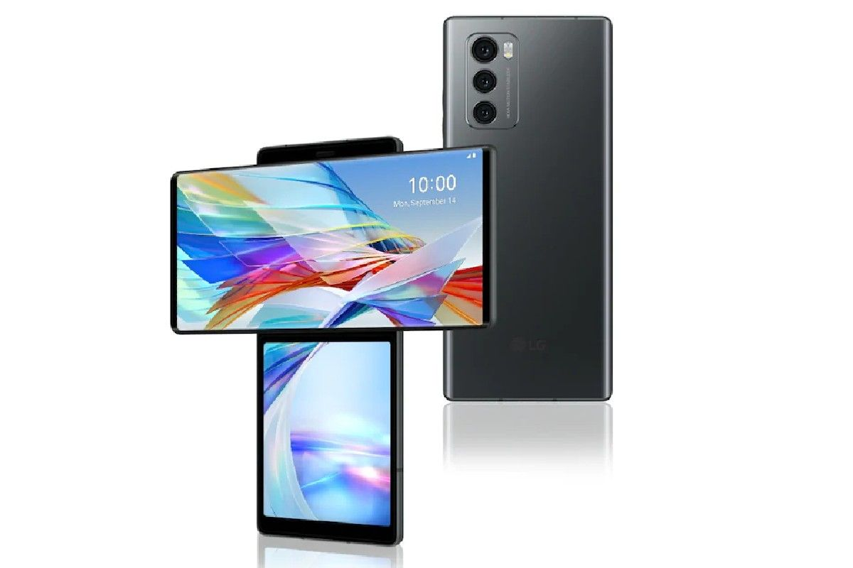 LG Launches Wing Dual-Display Smartphone with Gimbal Camera – Check Specifications, Price, and Camera Features