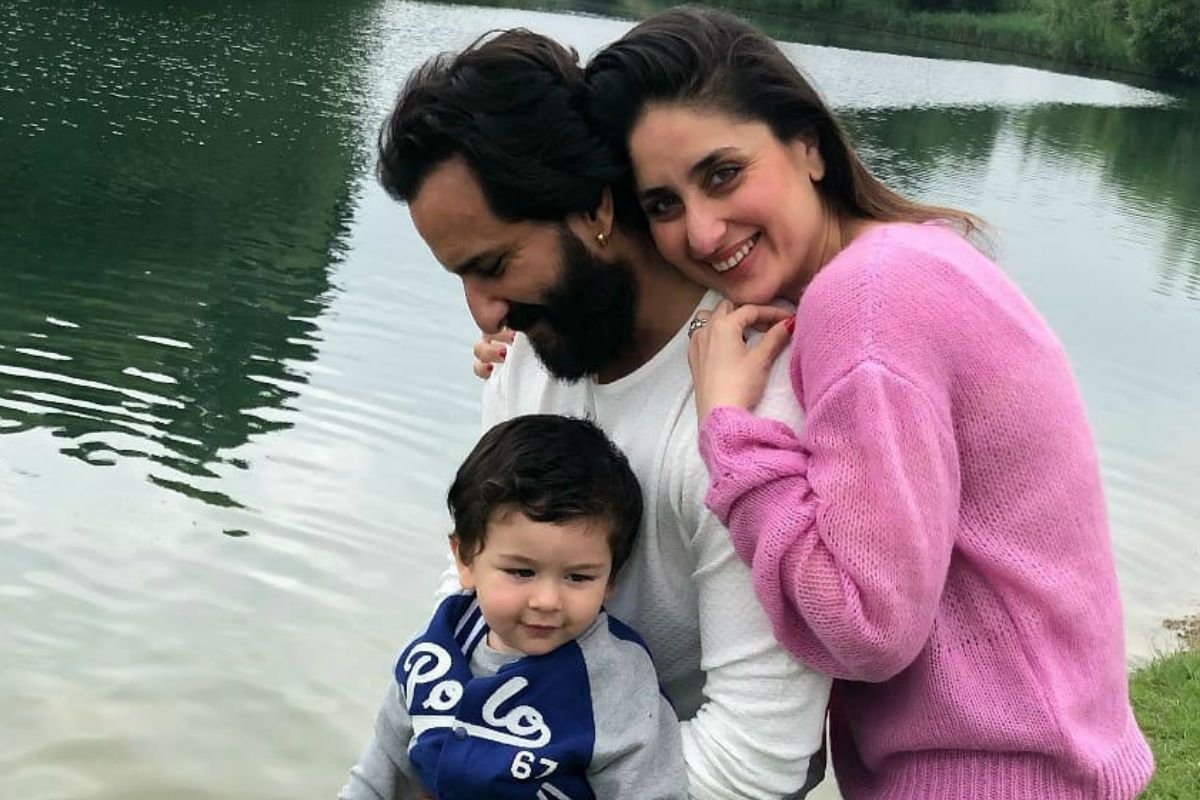 Kareena Kapoor Khan's New Statement on Nepotism: Taimur is Not Going to Become Country's Biggest Star