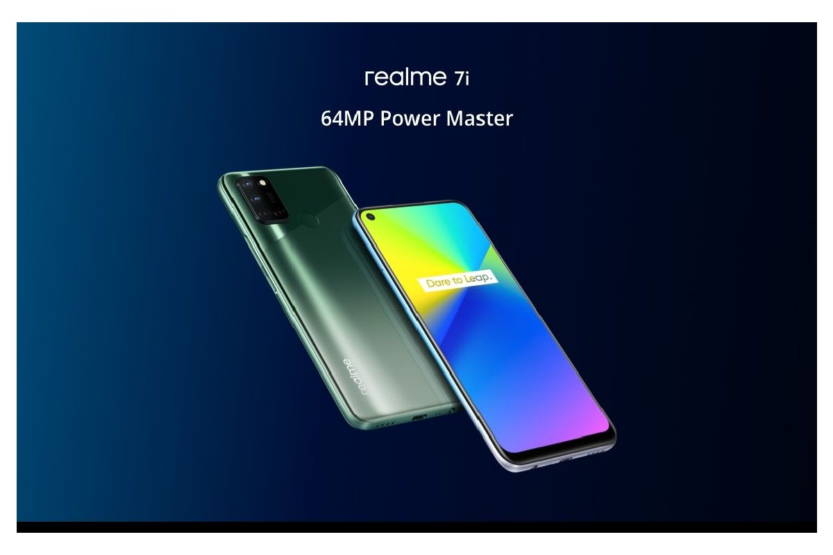 Realme 7i Launches with Quad Camera and Punch Hole Display Design – Check Price, Specifications, and Other Details