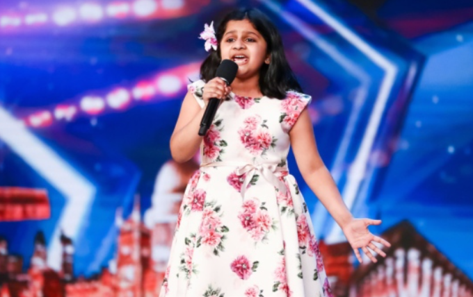 10-Year-Old Indian Girl Makes it to Semi-Finals of