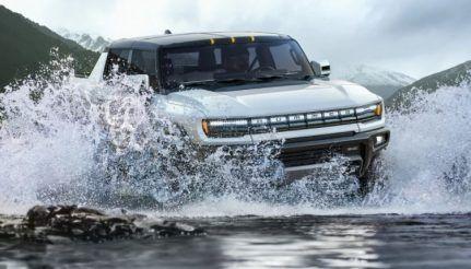 General Motors bring Hummer back in all-electric avatar