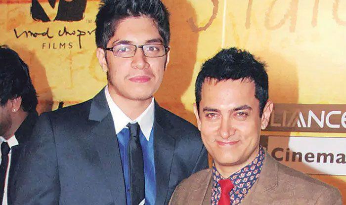 Aamir khan son Junaid Khan rejected again in film ishq audition lal singh chaddha actor refuse to help him