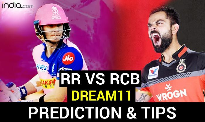 RR vs RCB Dream11 Team Hints And Predictions IPL 2020: Captain, Vice-Captain And Probable XIs For Today's Raj - India.com