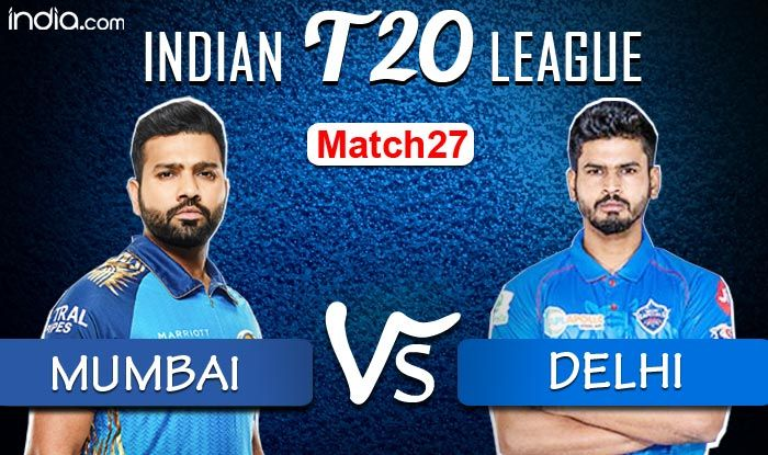 MI vs DC Highlights IPL 2020 Match 27, Abu Dhabi: Suryakumar, De Kock Stars as Mumbai Beat Delhi by Five Wick - India.com