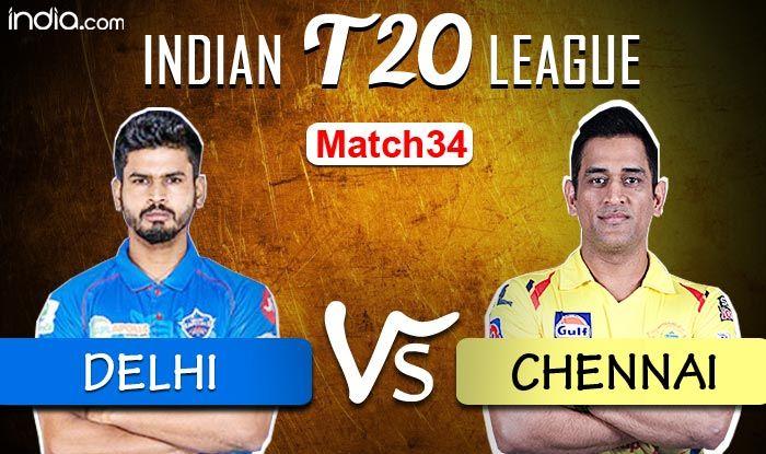 DC vs CSK Highlights, IPL 2020 Match 33, Sharjah: Dhawan's Maiden IPL Ton Powers Delhi to Five-Wicket Win - India.com