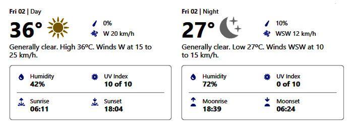 october 2 weather dubai