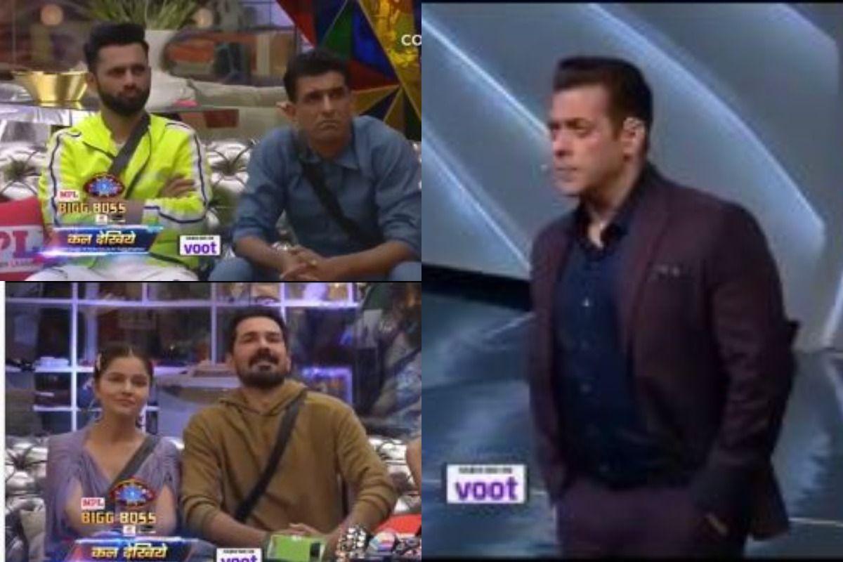 Bigg Boss 14 Weekend Ka Vaar Promo: Salman Khan Warns Eijaz Khan About 'Kand' From The Past, Slams Abhinav Shukla