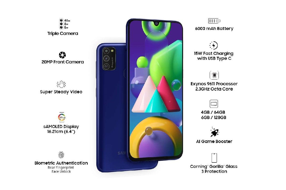 Samsung Galaxy M21 Gets a Price Cut – Check Out Updated Price, Specification, and Other Details