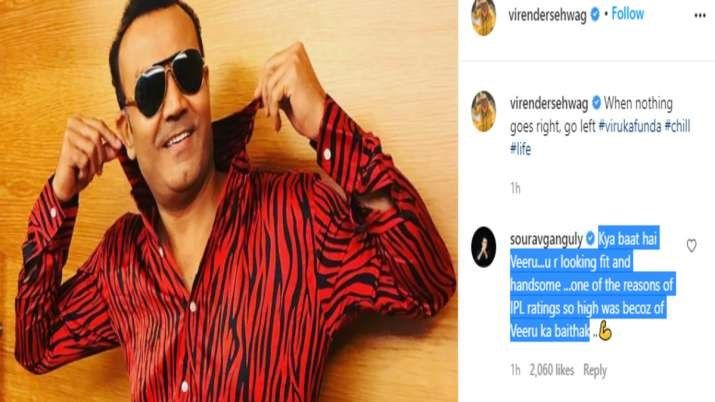 Sourav Ganguly, Sourav Ganguly news, Sourav Ganguly age, Sourav Ganguly wife, Sourav Ganguly cricketer, Sourav Ganguly captain, Sourav Ganguly updates, Virender Sehwag, Virender Sehwag news, Virender Sehwag age, Virender Sehwag ipl, Virender Sehwag cricketer, Virender Sehwag wife, IPL 2020, IPL 2020 Squads, IPL 2020 highlights, IPL 2020 Schedule, IPL 2020 results, Indian Premier League 2020, Indian Premier League 2020 news, Indian Premier League 2020 schedule, BCCI. BCCI news, BCCI schedule