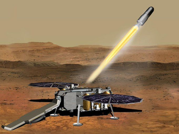NASA Gets Nod To Bring Mars Rock Samples Back to Earth For Scientific Study