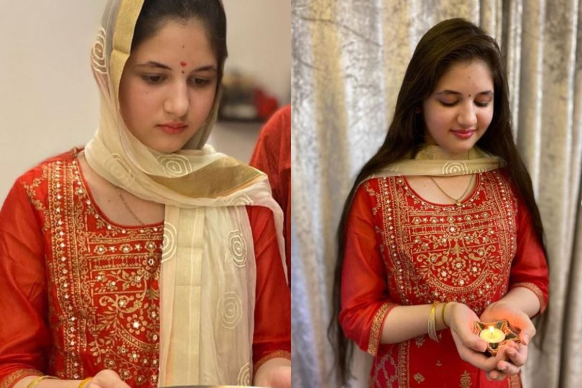 Remember Harshaali Malhotra Aka Munni From Bajrangi Bhaijaan? She is All Grown-up Now