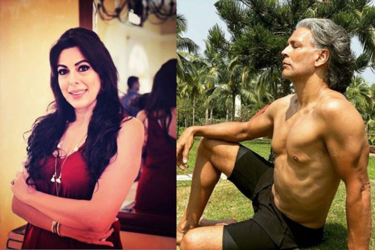 Pooja Bedi Supports Milind Soman on Nude Beach Photo