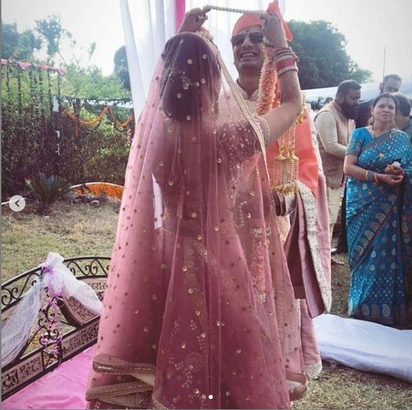 Priyanshu Painyuli and Vandana Joshi's Day Wedding in Dehradun