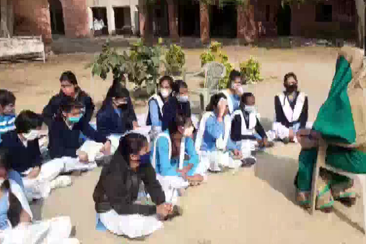 72 Students of 12 Govt Schools in Rewari Test COVID Positive After Schools Reopen