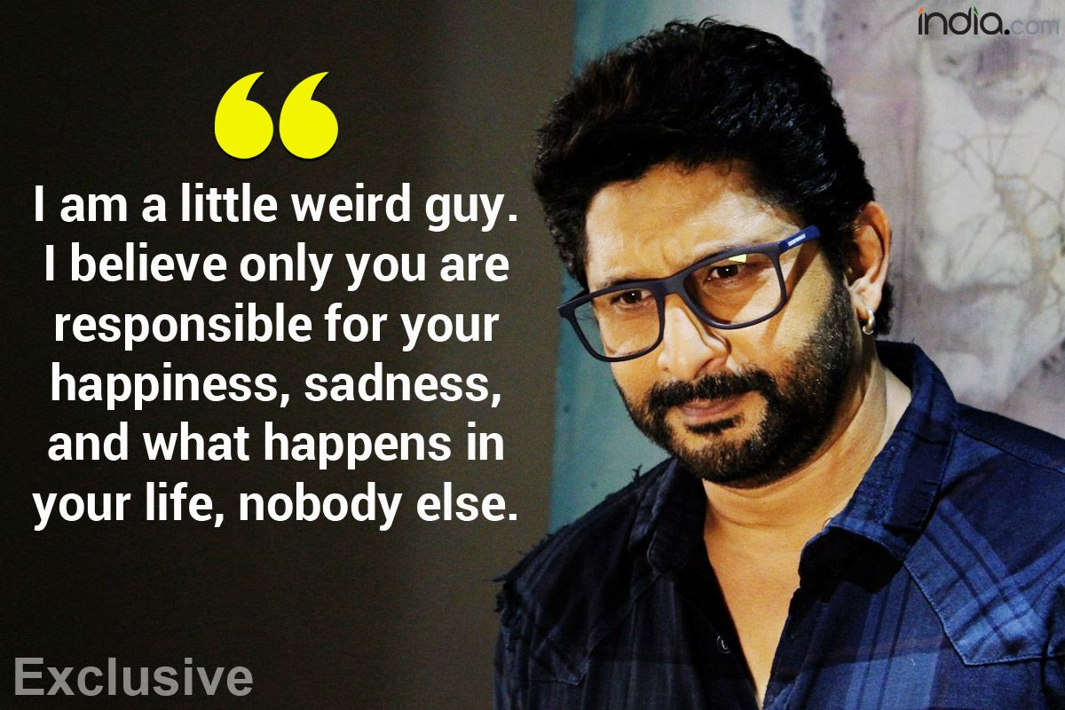 Arshad Warsi: I am Way More Successful Than People Who Have a Fat Bank Balance | Exclusive Interview