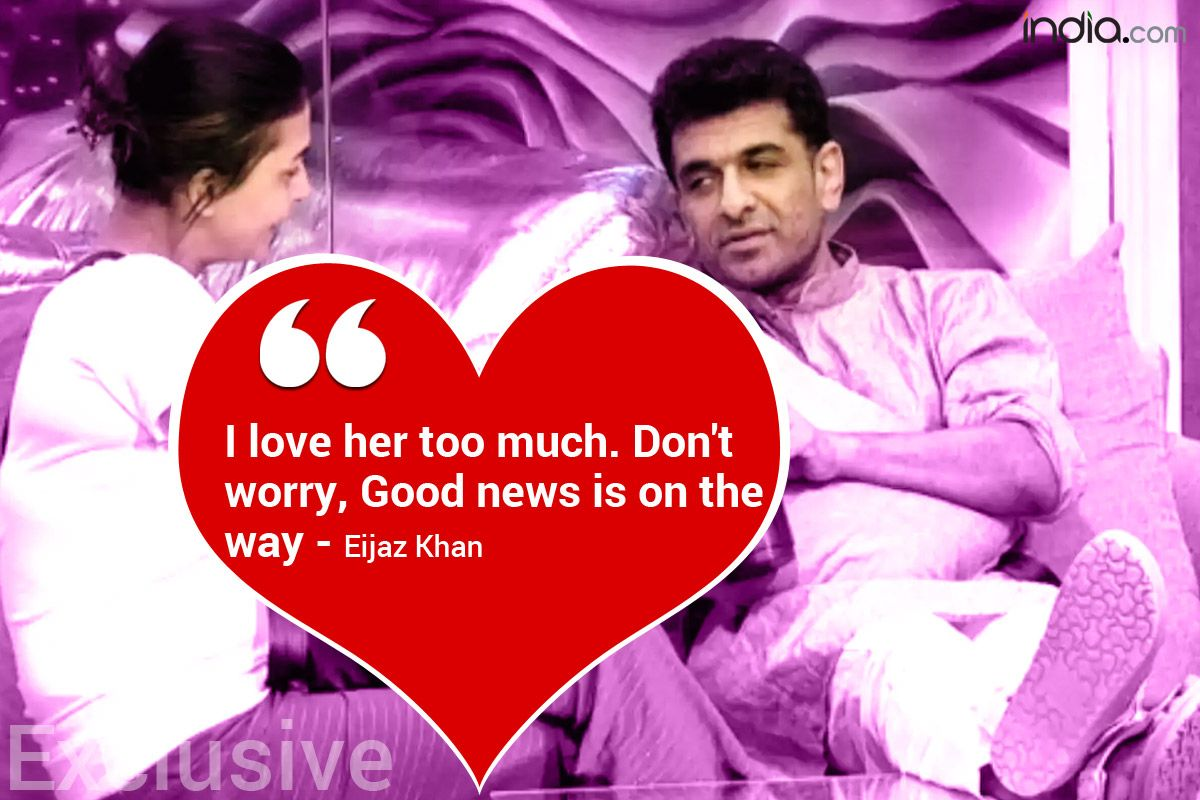 Bigg Boss 14: Eijaz Khan on Pavitra Punia, Arrogance, 'Good News', And Love From Fans | Exclusive Interview