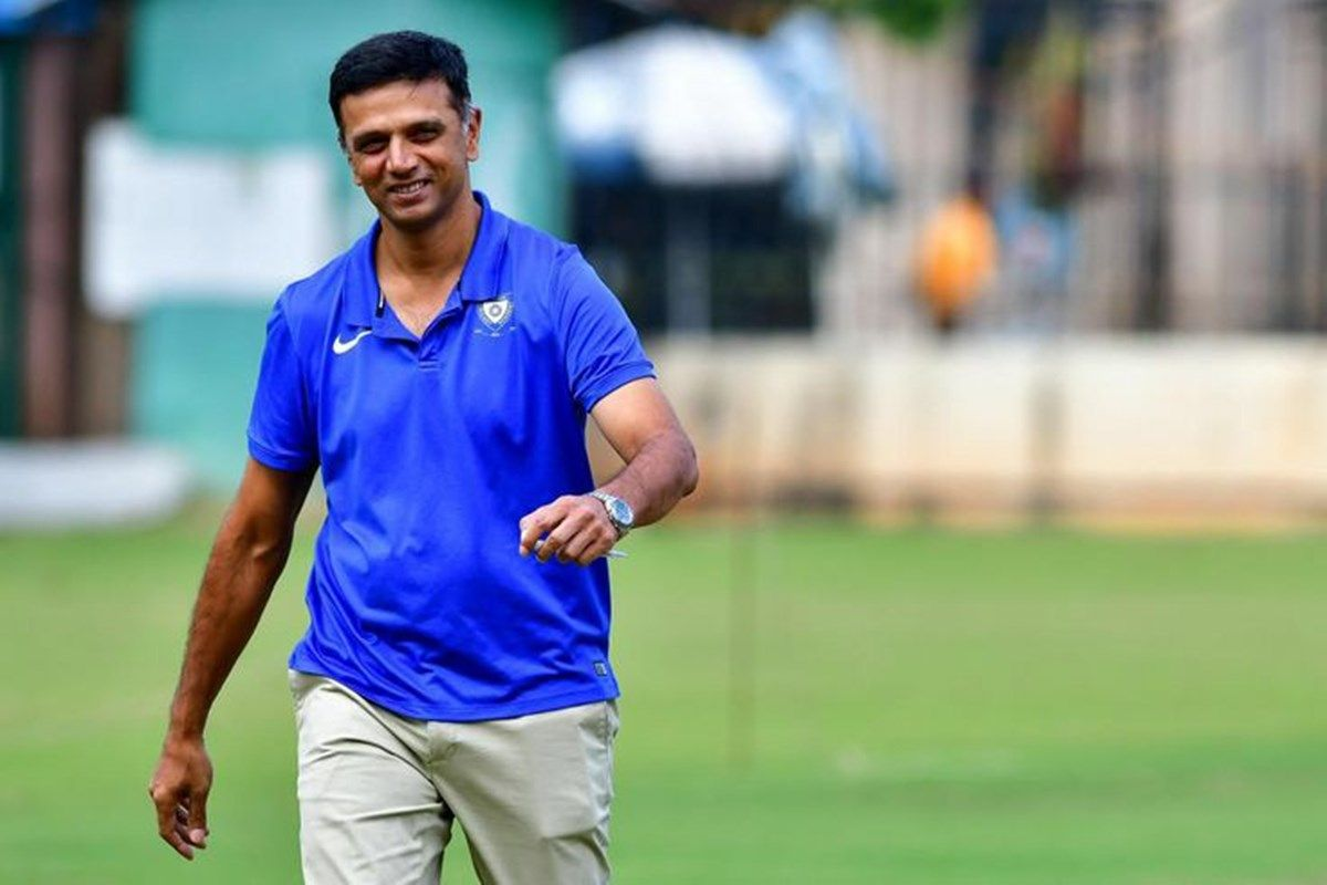 Rahul Dravid to Coach India During Tour of Sri Lanka in July: Report   National Cricket Association   India Tour of Sri Lanka   India vs Sri Lanka
